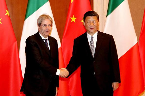 (منتدى الحزام والطريق) الرئيس الصيني يقترح اقتران مبادرة الطريق والحزام مع خطة الاستثمار  الأوروبية