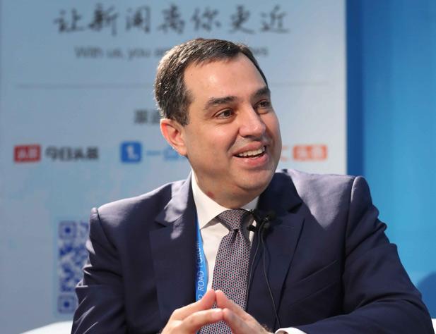 (أهم الموضوعات/الصين) وزير التخطيط والتعاون الدولي الأردني: الأردن قصة نجاح في مبادرة الحزام والطريق