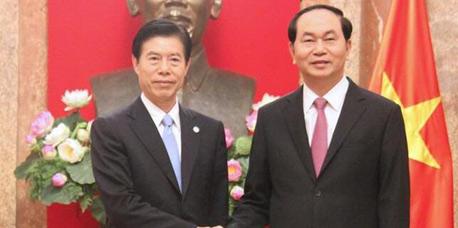 (منتدى الحزام والطريق) مسؤول: الصين تشيد بدعم فيتنام ومشاركتها في مبادرة الحزام والطريق