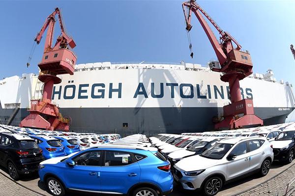 6% ارتفاعا في التجارة الخارجية للصين في أغسطس