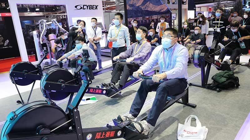 معرض الصين الدولي الثالث للواردات في شانغهاي، الصين - سلع استهلاكية