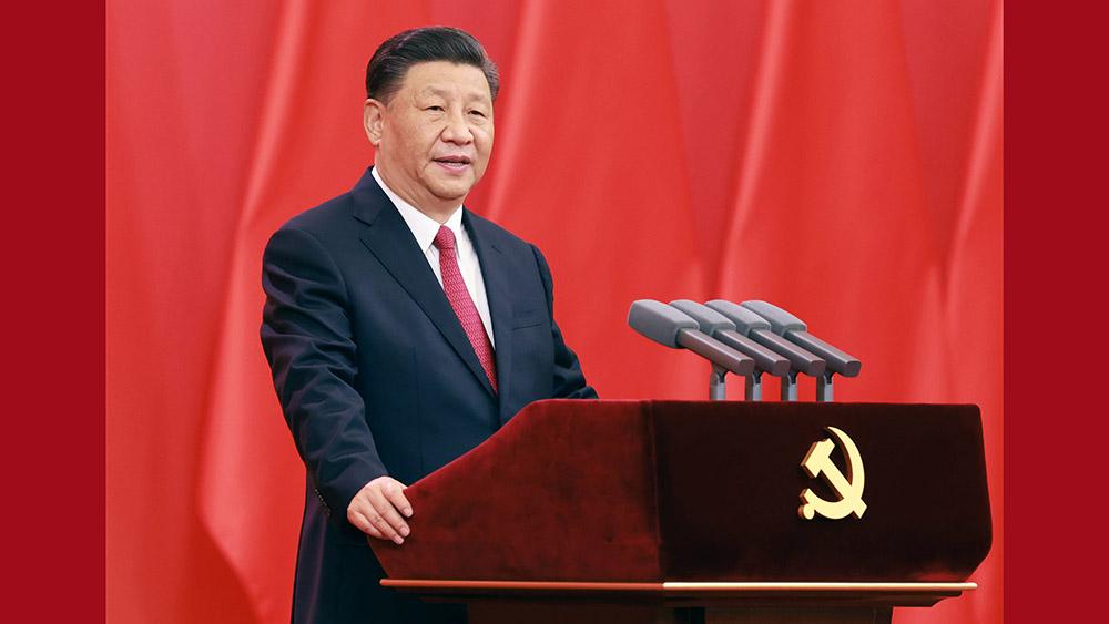 شي يمنح أعلى وسام شرف لأعضاء بارزين بالحزب الشيوعي الصيني قبل الذكرى المئوية للحزب