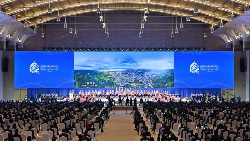 """انطلاق فعاليات مؤتمر """"كوب15"""" في كونمينغ بالصين وسط تسليط الضوء على الحضارة الإيكولوجية"""