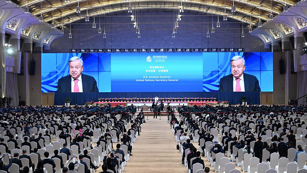 الأمين العام للأمم المتحدة يحث على اتخاذ إجراءات جريئة لإنهاء أزمة التنوع البيولوجي