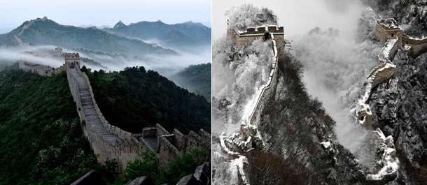 يعد سور الصين العظيم اضخم بناء قام به الإنسان على الأرض ، ويقع هذا السور  على الحدود الشمالية للصين وقد بنته اكثر من امبراطورية للسيطرة ومراقبة  الحدود وقد ...